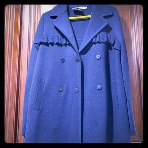 Tory Burch Pea Coat